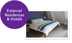 External Residences / Hotels