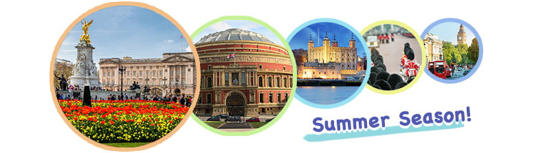 Summer courses in London for Young Learners