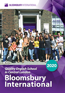 English School Brochure