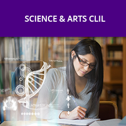 SCIENCE and ARTS CLIL