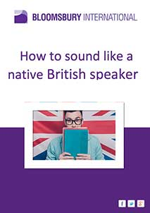 How to sound like a native British speaker