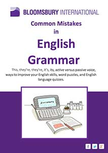British English Grammar Book