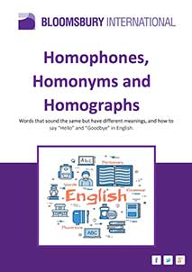 Free English PDF eBooks - Bloomsbury International