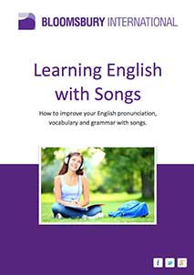 Learn English with English music and Songs