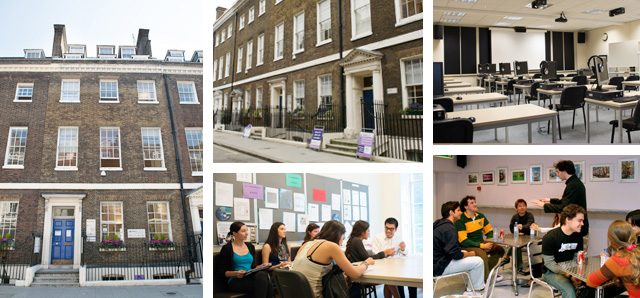 English School in London