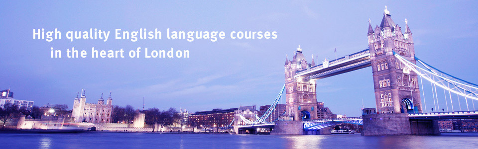 High quality English language courses