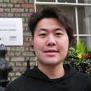 Kentaro, english school student london
